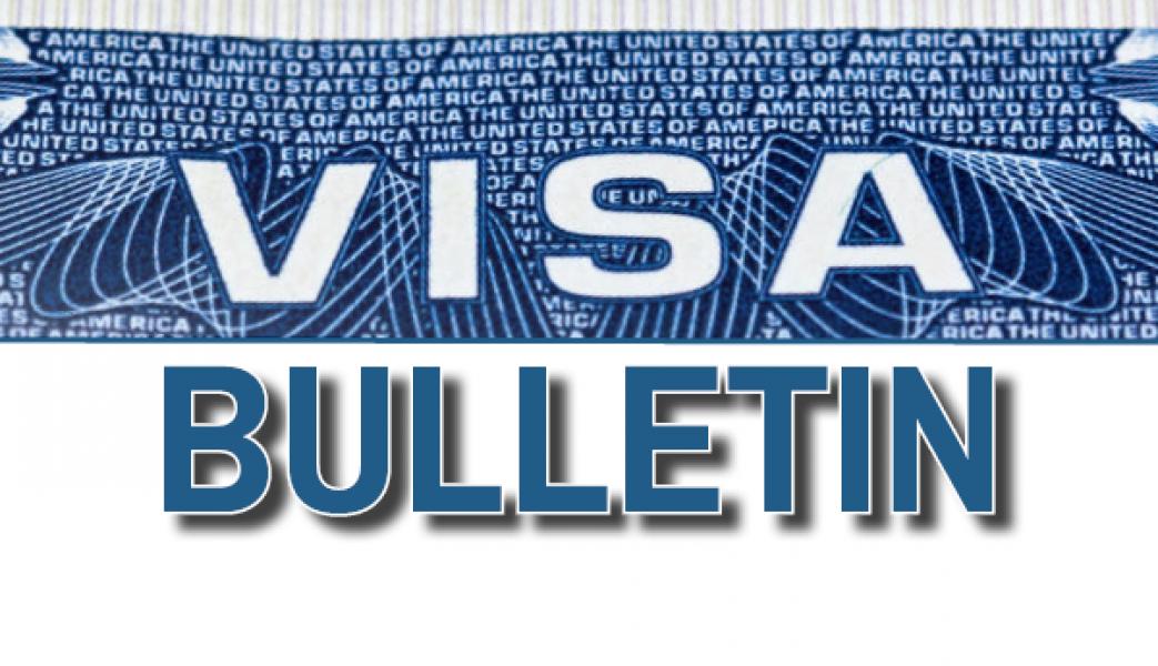 VISA BULLETIN JANUARY 2019